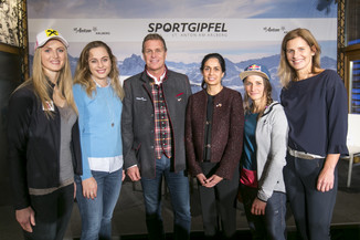 Bild 7   1. Sportgipfel Tirol - St. Anton am Arlberg