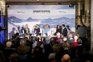 Bild 2   1. Sportgipfel Tirol - St. Anton am Arlberg