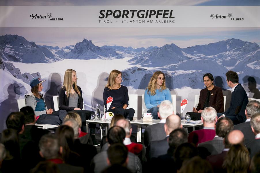 Bild 44   1. Sportgipfel Tirol - St. Anton am Arlberg