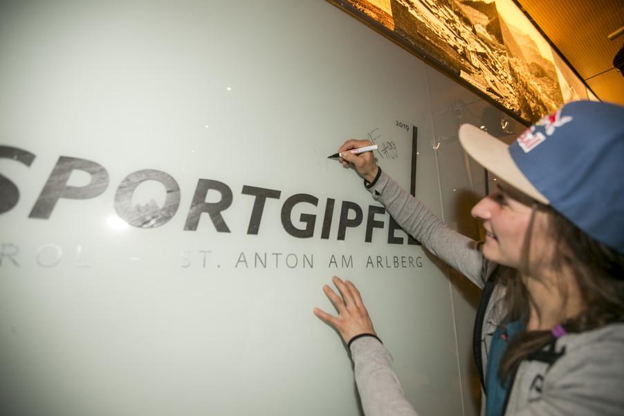 Bild 52   1. Sportgipfel Tirol - St. Anton am Arlberg