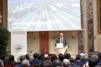 Bild 28   Innovation auf Schiene - Jahresempfang der Bahnindustrie