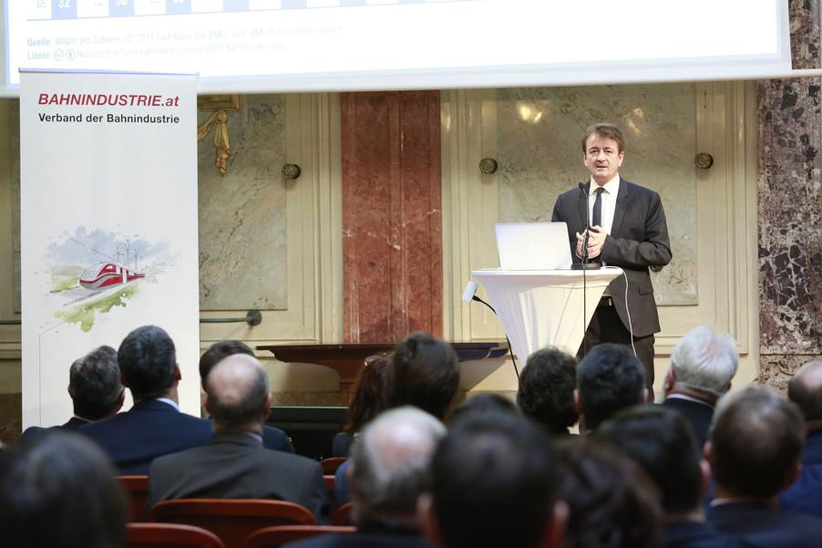 Bild 47   Innovation auf Schiene - Jahresempfang der Bahnindustrie