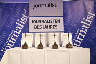 Bild 2   Journalisten des Jahres