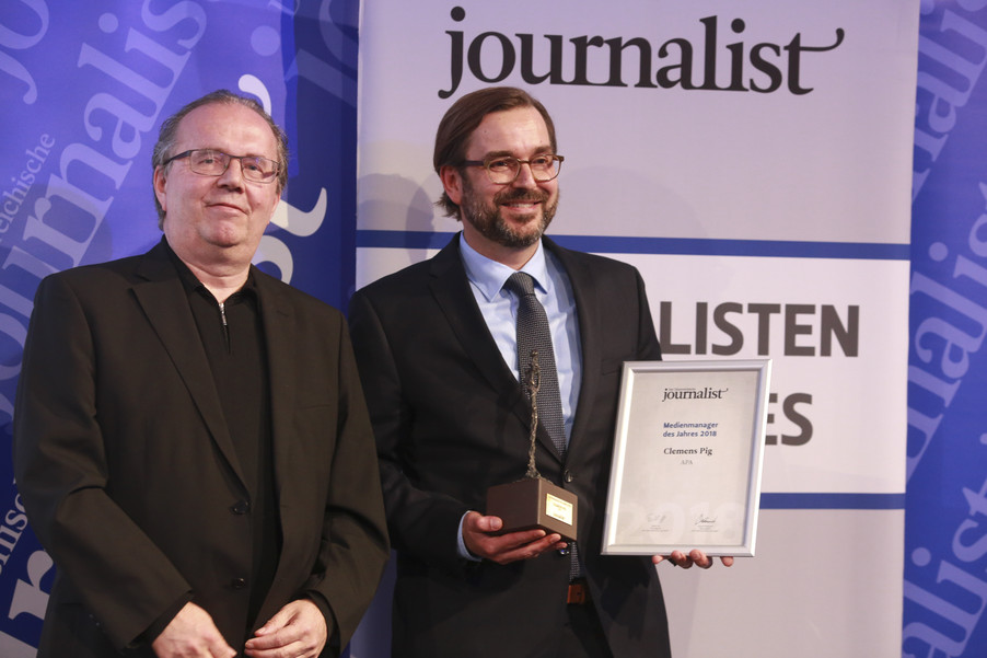 Bild 15   Journalisten des Jahres