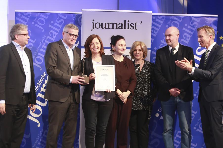 Bild 18   Journalisten des Jahres