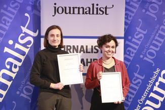 Bild 80   Journalisten des Jahres