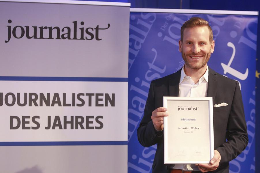 Bild 81   Journalisten des Jahres