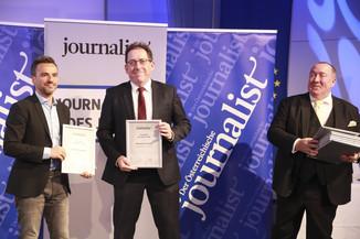 Bild 85   Journalisten des Jahres