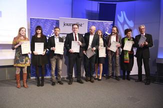 Bild 86   Journalisten des Jahres