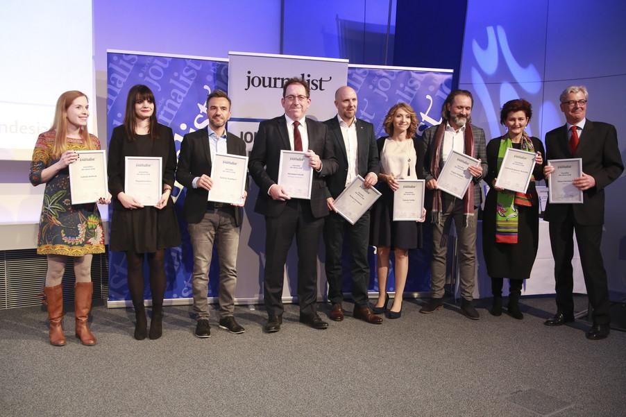 Bild 88   Journalisten des Jahres