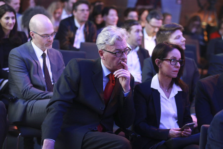 Bild 101   Journalisten des Jahres