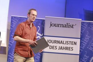 Bild 114   Journalisten des Jahres