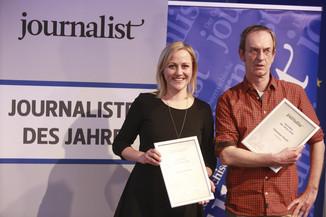 Bild 115   Journalisten des Jahres