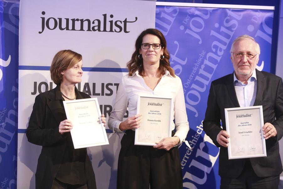 Bild 117   Journalisten des Jahres