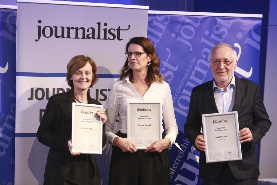 Bild 118   Journalisten des Jahres