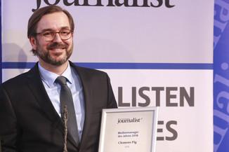 Bild 145   Journalisten des Jahres