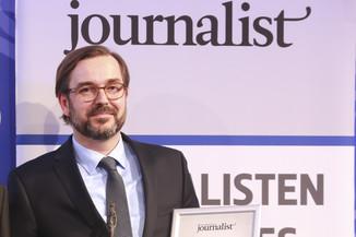 Bild 147   Journalisten des Jahres