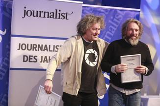 Bild 152   Journalisten des Jahres
