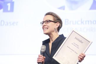 Bild 164   Journalisten des Jahres