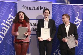 Bild 166   Journalisten des Jahres