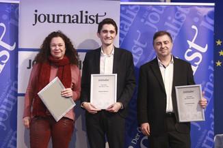 Bild 168   Journalisten des Jahres