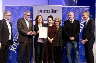 Bild 181   Journalisten des Jahres