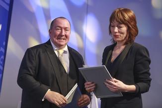 Bild 182   Journalisten des Jahres