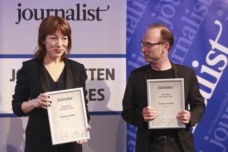 Bild 183   Journalisten des Jahres