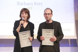 Bild 188   Journalisten des Jahres