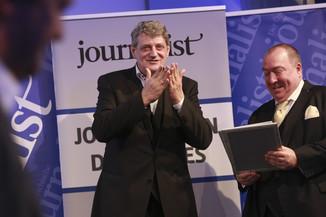 Bild 192   Journalisten des Jahres