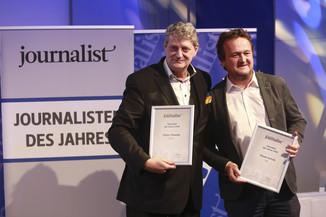 Bild 194   Journalisten des Jahres