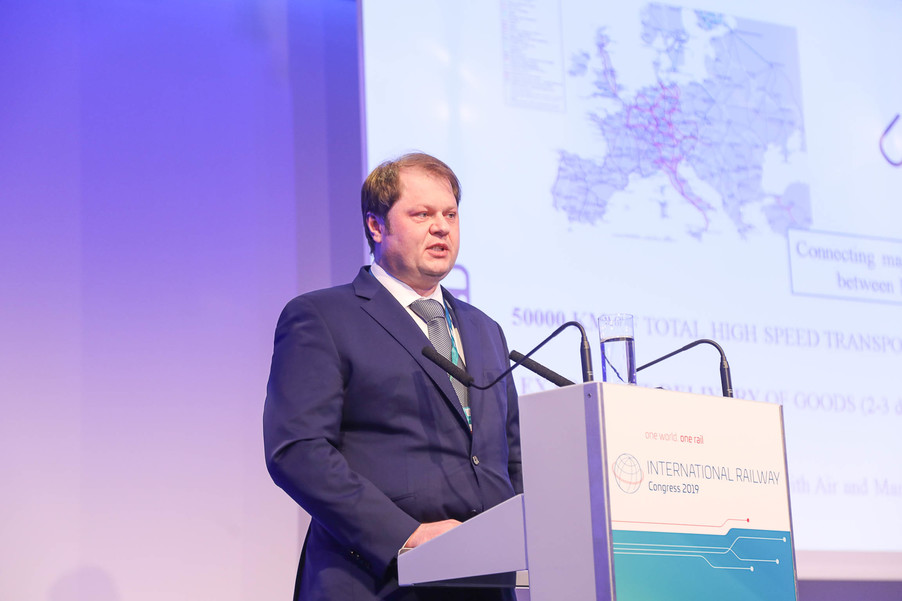 Bild 31 | International Railway Congress 2019