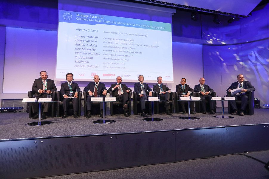 Bild 3 | International Railway Congress 2019