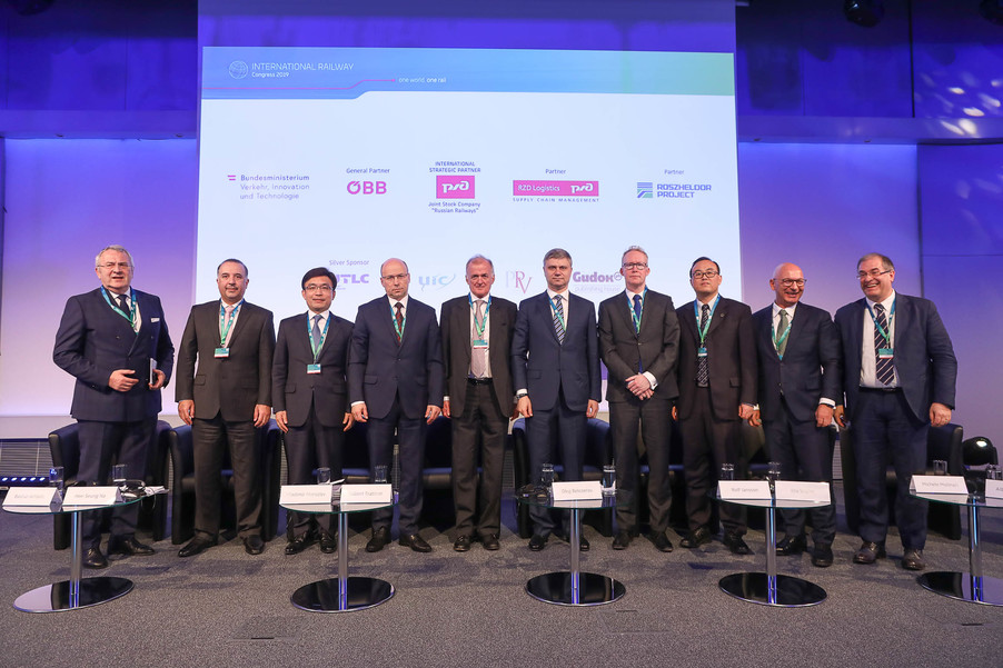 Bild 4 | International Railway Congress 2019