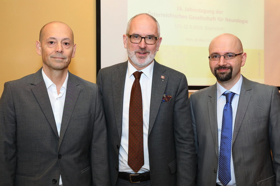 Bild 1 | Vorab-Pressekonferenz anlässlich der 16. Jahrestagung der Österreichischen Gesellschaft für ...