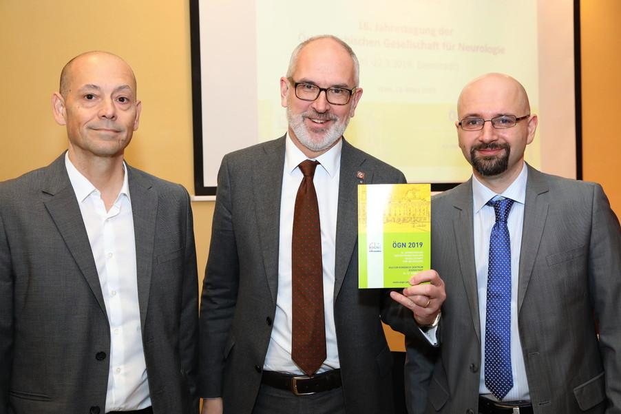 Bild 2 | Vorab-Pressekonferenz anlässlich der 16. Jahrestagung der Österreichischen Gesellschaft für ...