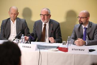 Bild 11 | Vorab-Pressekonferenz anlässlich der 16. Jahrestagung der Österreichischen Gesellschaft für ...