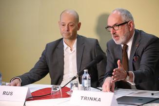 Bild 26 | Vorab-Pressekonferenz anlässlich der 16. Jahrestagung der Österreichischen Gesellschaft für ...