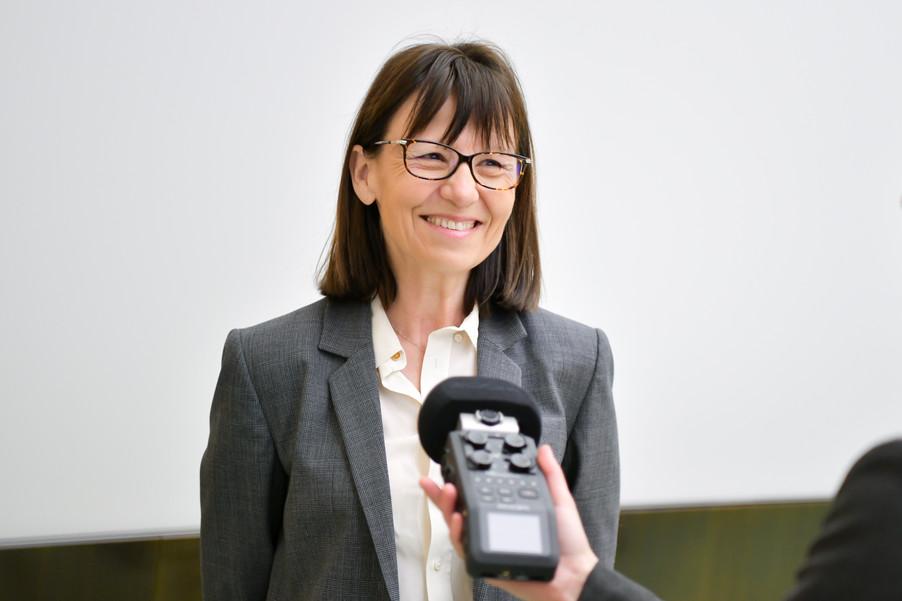 Bild 1 | VBEN | Marie Claire Villeval: Teamwork & Leadership