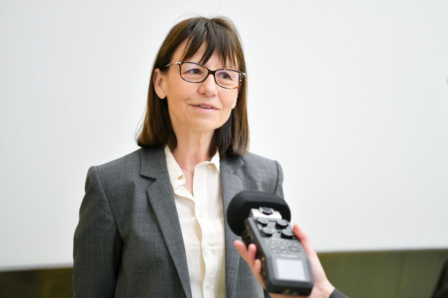 Bild 3 | VBEN | Marie Claire Villeval: Teamwork & Leadership