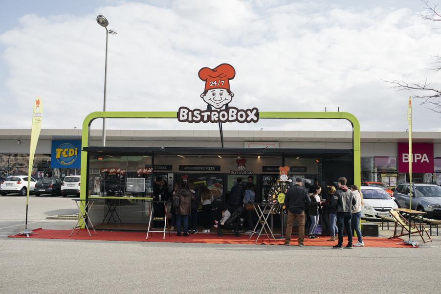 Bild 3   OESTERREICH / Wien / 20.03.2019 / BistroBox eröffnet in Wien.Foto: BistroBox ...