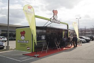 Bild 11   OESTERREICH / Wien / 20.03.2019 / BistroBox eröffnet in Wien.Foto: BistroBox ...