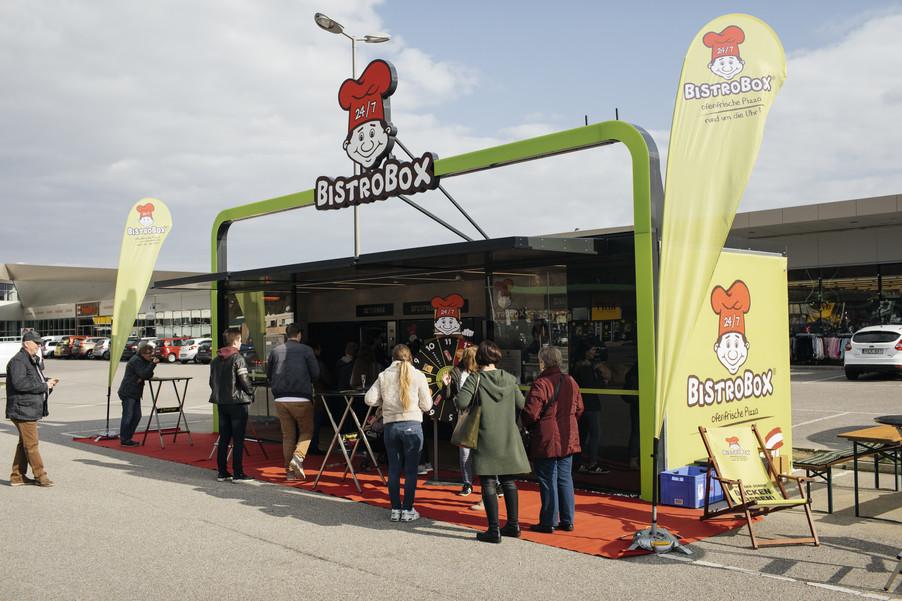 Bild 12   OESTERREICH / Wien / 20.03.2019 / BistroBox eröffnet in Wien.Foto: BistroBox ...