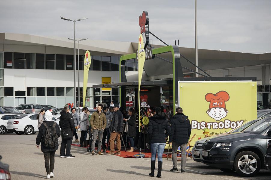 Bild 15   OESTERREICH / Wien / 20.03.2019 / BistroBox eröffnet in Wien.Foto: BistroBox ...