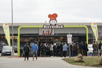 Bild 5   OESTERREICH / Wien / 20.03.2019 / BistroBox eröffnet in Wien.Foto: BistroBox ...