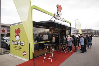 Bild 9   OESTERREICH / Wien / 20.03.2019 / BistroBox eröffnet in Wien.Foto: BistroBox ...
