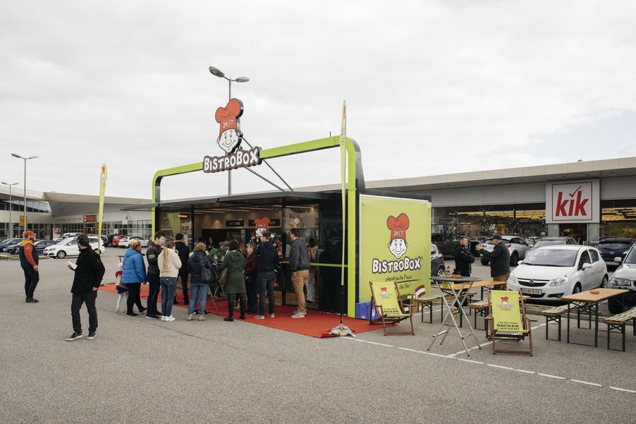 Bild 10   OESTERREICH / Wien / 20.03.2019 / BistroBox eröffnet in Wien.Foto: BistroBox ...