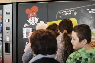 Bild 18   OESTERREICH / Wien / 20.03.2019 / BistroBox eröffnet in Wien.Foto: BistroBox ...