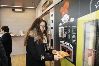 Bild 23   OESTERREICH / Wien / 20.03.2019 / BistroBox eröffnet in Wien.Foto: BistroBox ...