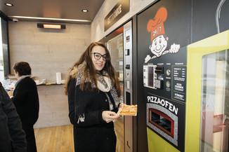Bild 24   OESTERREICH / Wien / 20.03.2019 / BistroBox eröffnet in Wien.Foto: BistroBox ...